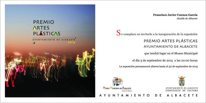 ARTES PLASTICAS INVITACION